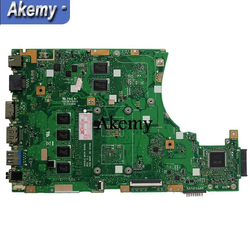 Akemy X455LD carte mère d'ordinateur portable GT820M i7 4510M pour ASUS X455LJ X455 Y483L W419L W409L carte mère de Test X455LD test ok-in Cartes mères from Ordinateur et bureautique on AliExpress - 11.11_Double 11_Singles' Day 3