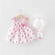 Baby Girls Clothes Summer Baby Dress Wit