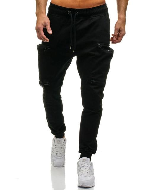 US $13.86 20% OFF|Męskie biegaczy 2019 nowe czerwone kamuflaż multi kieszenie Cargo spodnie męskie bawełniane spodnie haremowe spodnie hip hopowe