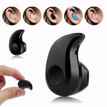 P 100% High Quality Mini Wireless Bluetooth 4.0 Stereo Earphone For Samsung iphone Music
