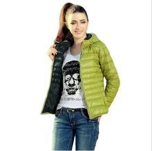 Free Shipping 2016 Winter Autumn Women Jacket Down Solid Zipper Thicken Warm Fashion Female Slim Coat Outwear Clothes