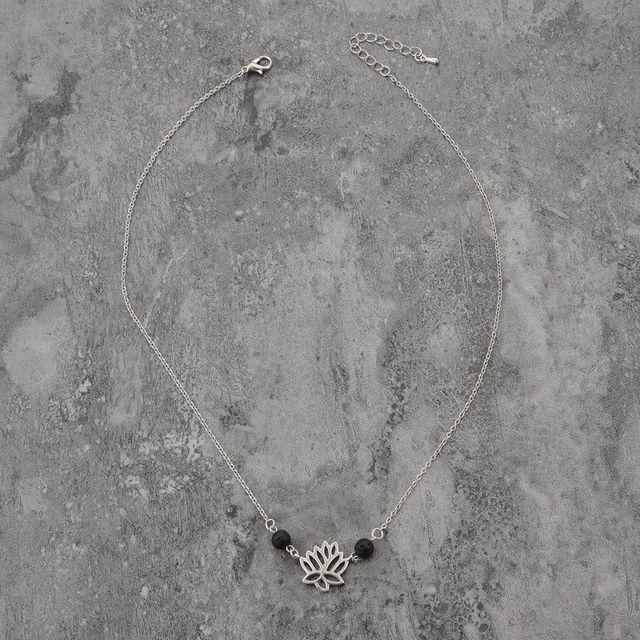 Фото toucheart женские ювелирные изделия лава черные камни на заказ цена
