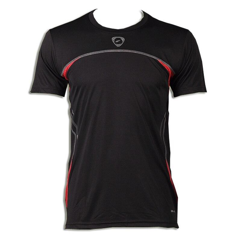 Új érkezés 2019 férfiak Tervező póló Alkalmi Gyors szárítás Slim Fit pólók Felsők és pólók Méret S M L XL LSL1050 (KÉRJÜK KIVÁLASZTÁSA az USA méretét)