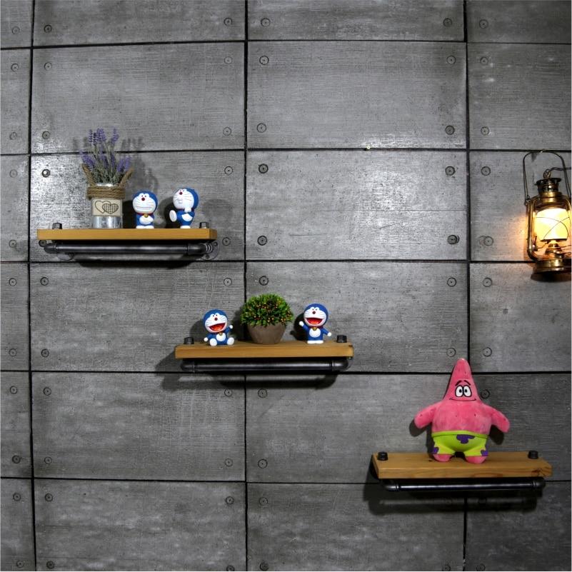Wandplank Zwart Metaal Hout.Us 40 19 33 Off 1 Stks Wandplank Hout Metalen Opslag Houders Rekken Badkamer Planken Voor Woonkamer Keuken Badkamer Achter Deuren Fj Zn1y 012a0 In 1