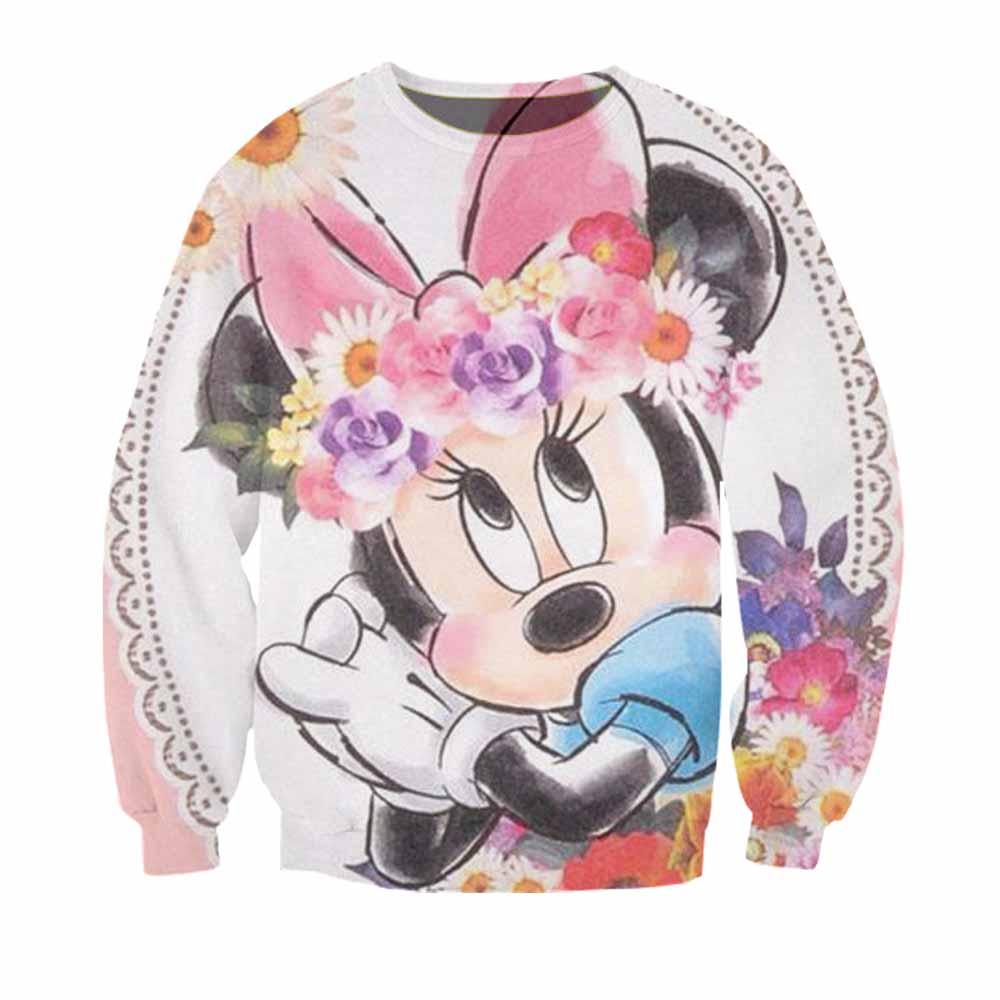 Women's Clothing Luck Harajuku Comic Thin Sweatshirts Women 3d Print Chinese Koii Cute Girl Tracksuits Casual Female Tops Streetwear Sweatshirt