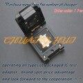 Обнаружить FBGA107-0.8 NAND тест гнездо FBGA107 BGA107 разъем Шаг = 0.8 мм