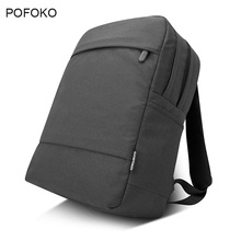 POFOKO 15 inch Men's Gaming Laptop Backpack Computer Rucksack Travel Daily Bag for Macbook/Dell/Asus School for Boy Girl(China)