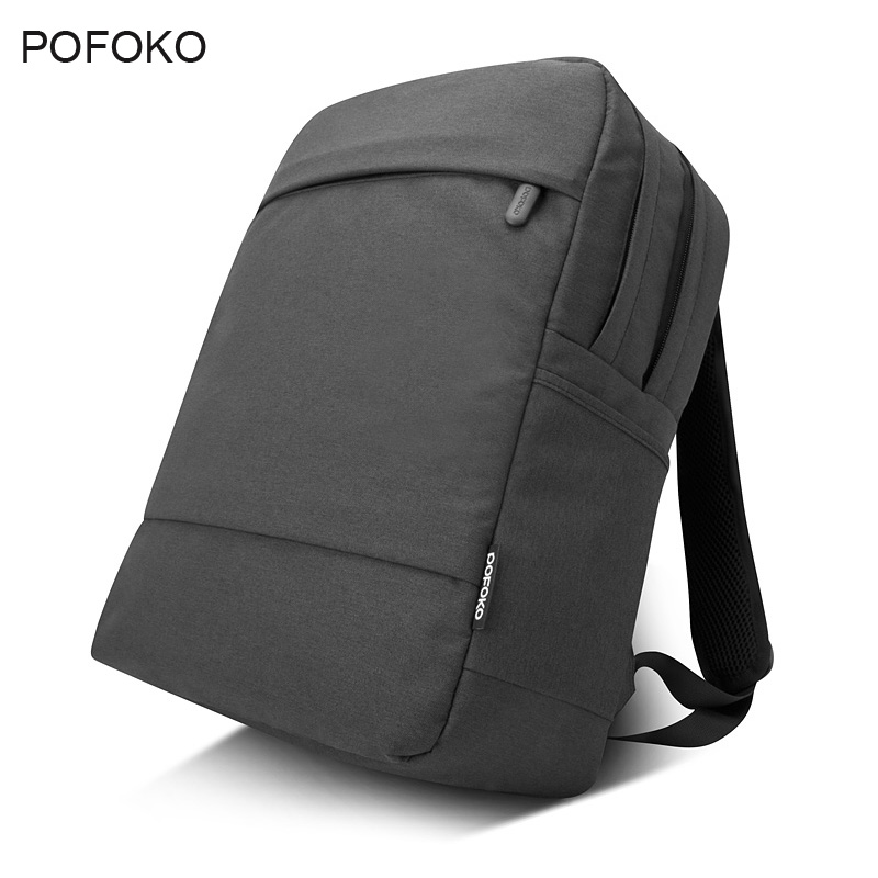 POFOKO 15 inch Mens Gaming Laptop Backpack Computer Rucksack Travel Daily Bag for Macbook/Dell/Asus School for Boy Girl