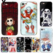 Yinuoda for iphone 7 6 x 케이스 undertale 파피루스 sans doggo iphone x 8 7 6 6 s plus x 5 xs xr 용 스마트 폰 케이스(China)