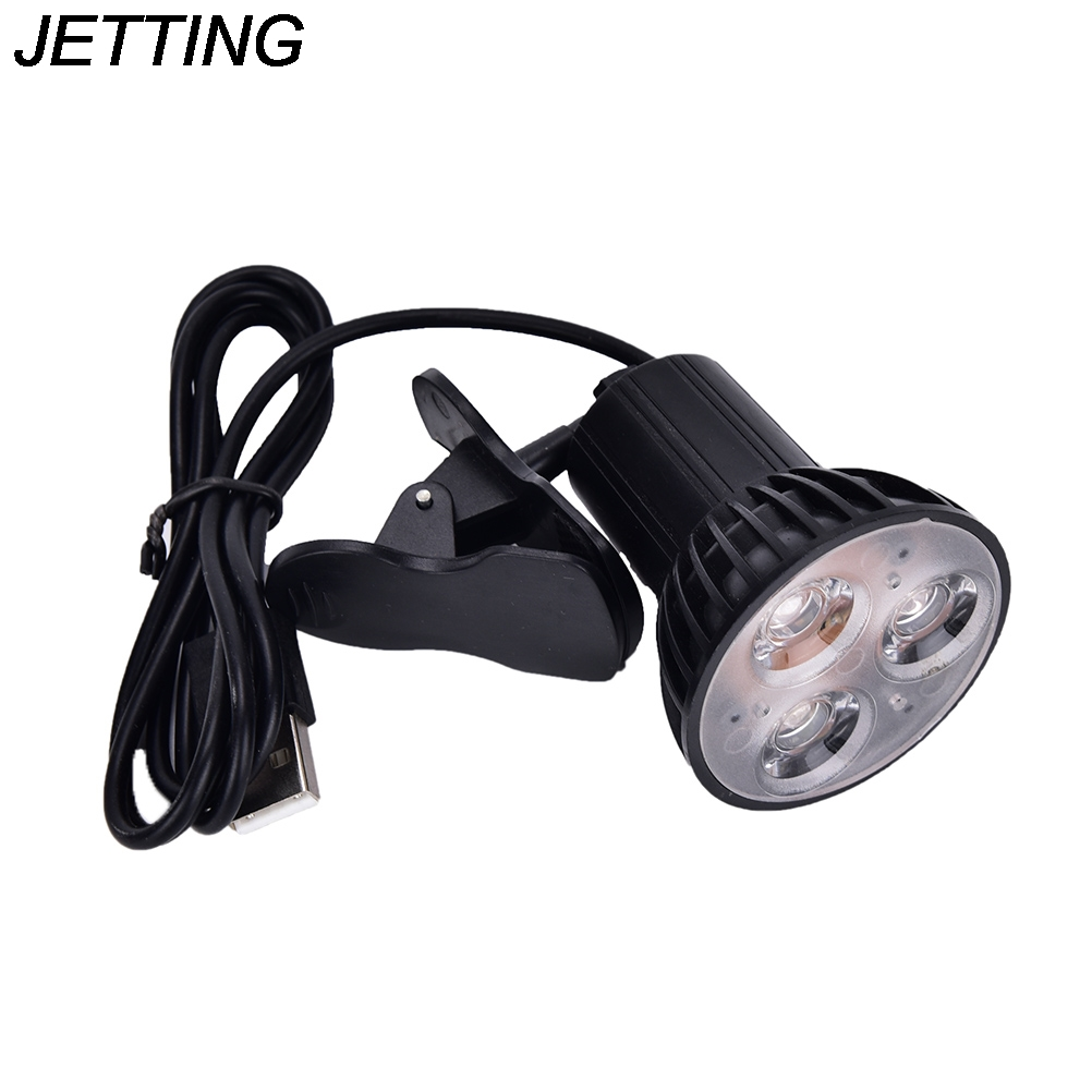 Delicate Mini Usb Clip Led Light On Ebook Reading Lamp Circuit Flexible 3 Book Super Bright For Laptop Pc Notebook Portable