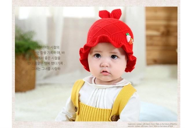 Kid Child Baby Boys Girls Beanie Hat Cap Winter Warm Double Fur Pom Bobble  Knit 53bfebfd2ea6