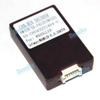 Dasaita-Cable de alimentación estéreo para coche adaptador Canbus para Jeep Wrangler 11-16...