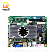 OEM Factory Motherboard D525 Ich8 Fast Chip 1.80GHz POS Terminal Mother Board DDR3 Industrial Tablet Computer