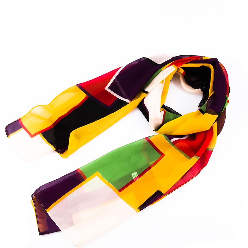 New Women Lady Chiffon   Scarf   Winter Autumn Warm Soft Long Neck Large   Scarf     Wrap   Shawl Stole   Scarves   Women Fashion Accessories