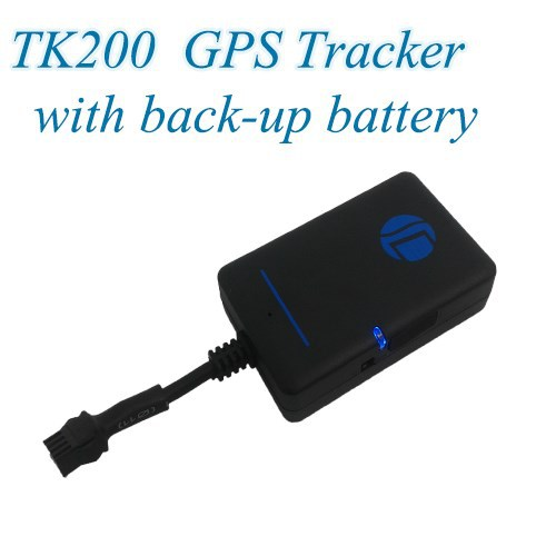 Car Vehicle GPS Tracking GPS GSM SMS GPRS GT06 TK200 with Stop Engine Shock Alarm Hearing