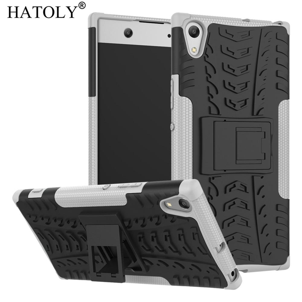 För lock Sony Xperia XA1 Ultra Case Rubber Silicone Case för Sony - Reservdelar och tillbehör för mobiltelefoner - Foto 4