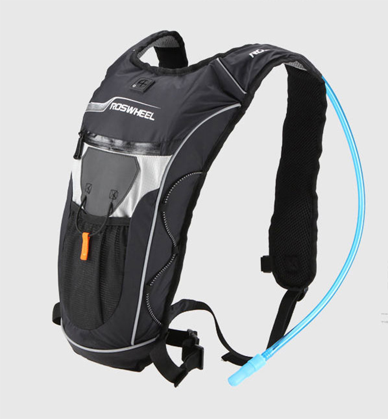 2015 NEW Roswheel 5L Cycling Hydration Pack Hiking Running Breathable Walking Rucksack Backpack 2L Water Bag Ultralight 0.4g