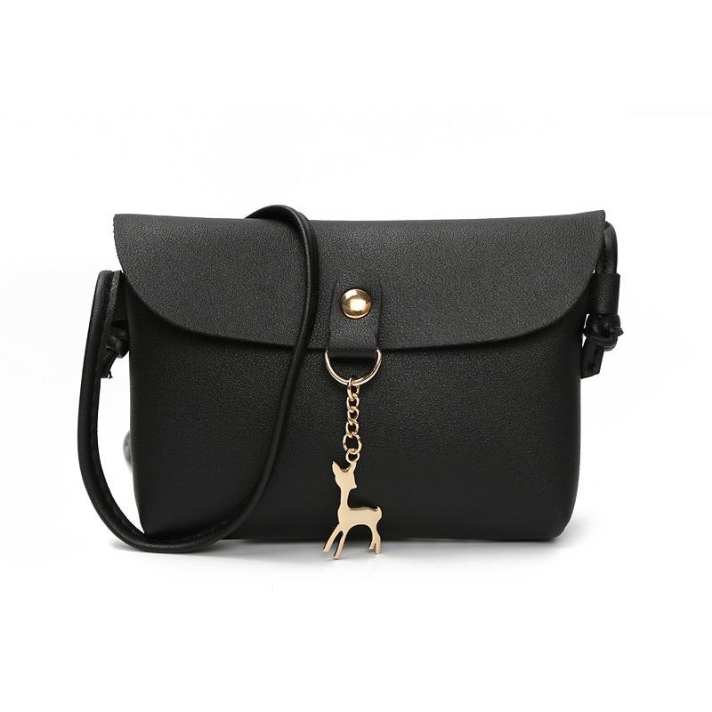 Shell Women Messenger Bags High Quality Cross Body Bag PU Leather Mini Female Shoulder Bag Clutch Purse Handbags Bolsas Feminina shoulder bag