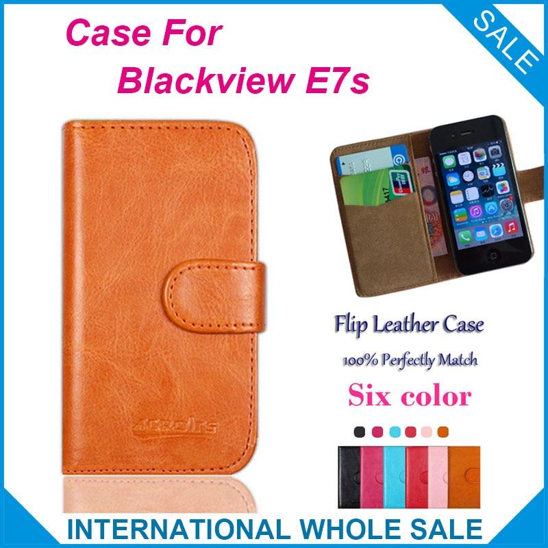 Ζεστό! Θήκη Blackview E7s 2016, Δερμάτινη - Ανταλλακτικά και αξεσουάρ κινητών τηλεφώνων - Φωτογραφία 2