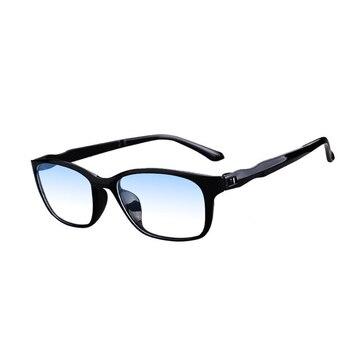 Zilead Ultralight Anti Blue-ray Reading Glasses Anti-fatigue Double Film Presbyopic Glasses Eyewear Myopia Lens Frame Unisex