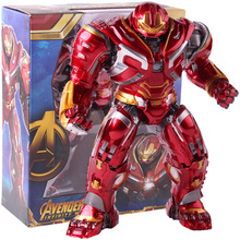 Marvel Toys Avengers Infinity War Hulk Buster Collectible Toy Hulkbuster