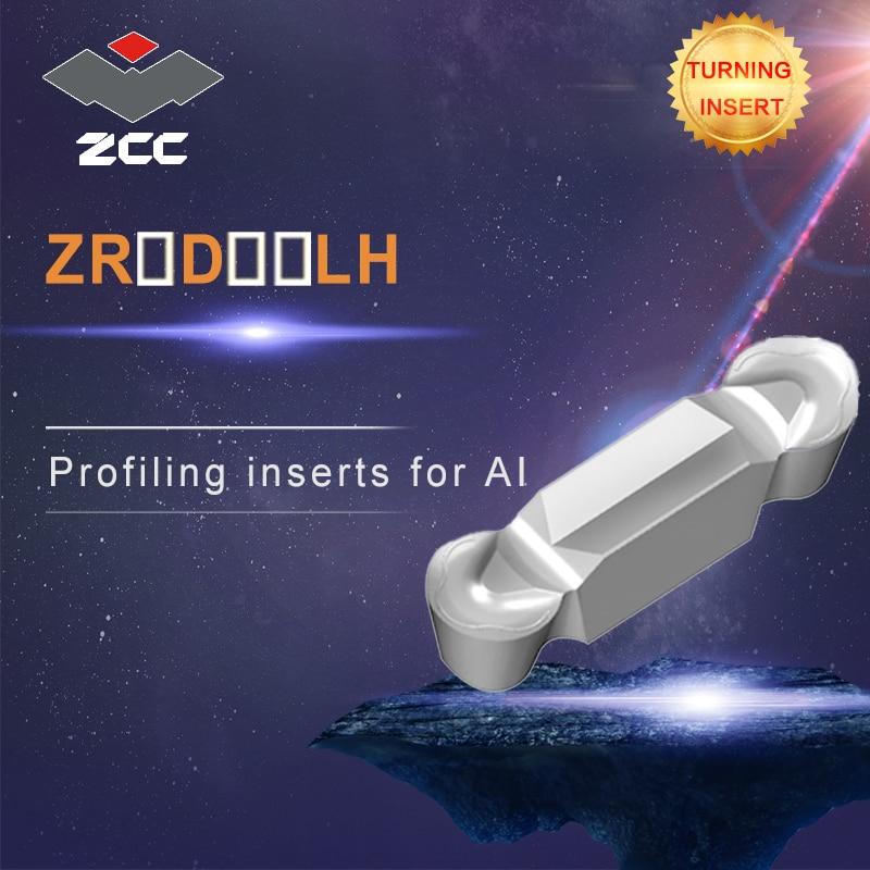 купить CNC tools lathe inserts 10pcs/lot ZRKD06-LH ZRLD08-LH coated cemented carbide turning inserts steel stainless steel parting по цене 5172.83 рублей