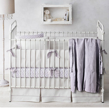 4 Color Pure Linen Baby Crib Blanket Newborn Nursery Soft baby font b Swaddle b font