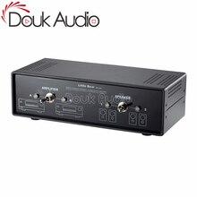 2018 dernier Douk Adio comparateur croisé réseau stéréo 2 voies amplificateur/haut-parleur sélecteur passif