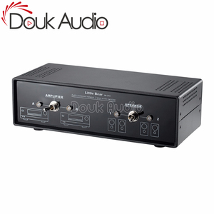 Image 1 - Douk Audio 2 Way Passive Audio Crossover Stereo Amplifier Selector Speaker Switch Splitter