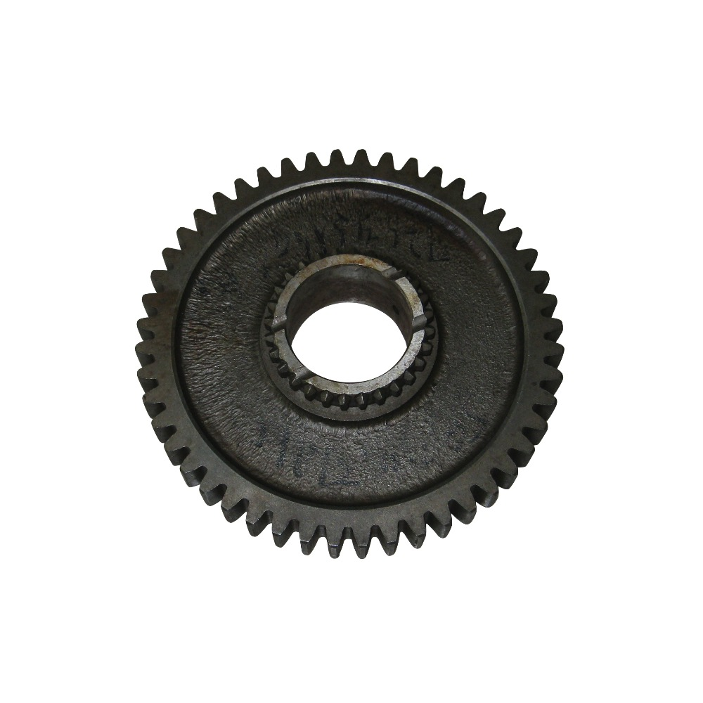SG254.37.160, the driven gear 720 rpm for YTO tractor SG254, 48 teeth with 28 meshing teeth driven to distraction