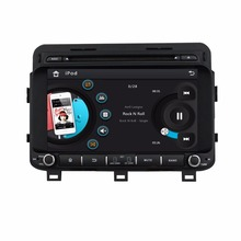 HD 2 din 8″ Car DVD Player for Kia K5 Optima 2014 2015 With Navigation USB Bluetooth IPOD Radio /RDS TV SWC AUX IN