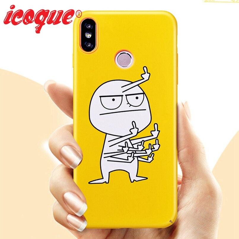 Cute Cartoon Case For Xiaomi Redmi Note 5 Phone Coque Xiomi Mia1 Case For Xiaomi Redmi Note 5 Pro Cover Mi A1 5X Redmi 4X Cases