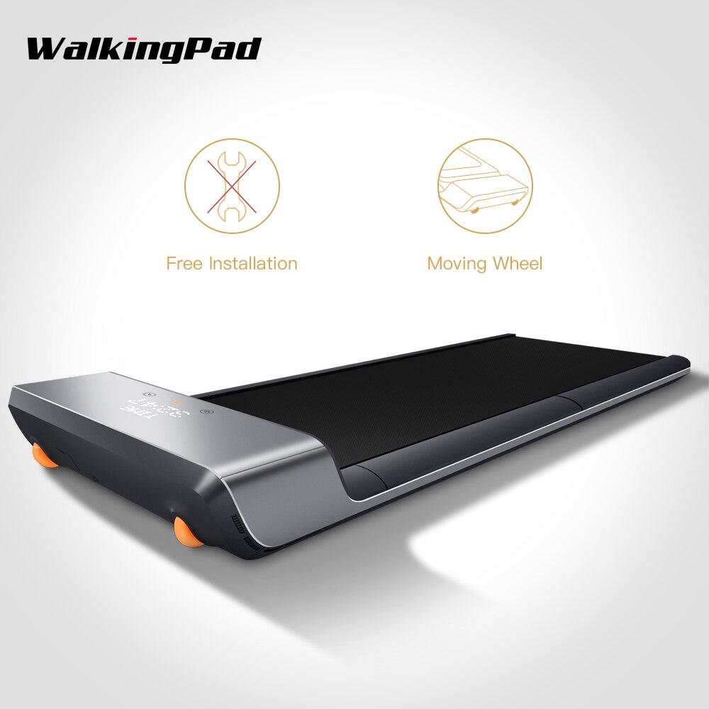 Envío RU Xiaomi Mijia Smart WalkingPad plegable antideslizante automático Control de velocidad pantalla LED Fitness pérdida de peso cinta de correr