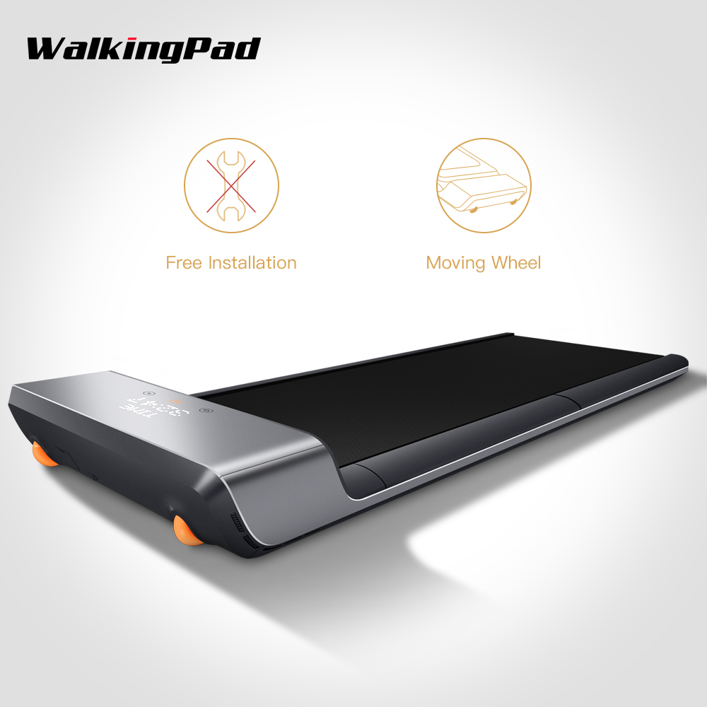 Fast Shipping Xiaomi Mijia Smart WalkingPad Folding Non-slip Automatic Speed Control LED Display Fitness Weight Loss Treadmill