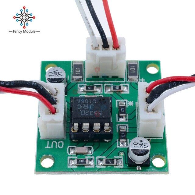 Ne5532 OP AMP pré amplificador de áudio de alta fidelidade placa dupla preamp bluetooth pre amp
