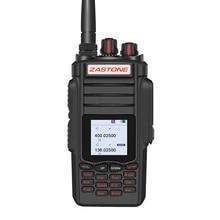 A19 Zastone Walkie Talkie Profesional CB Radio Transceptor ZASTONE A19 10 W A19 Para La Caza de Radio VHF y UHF de Mano