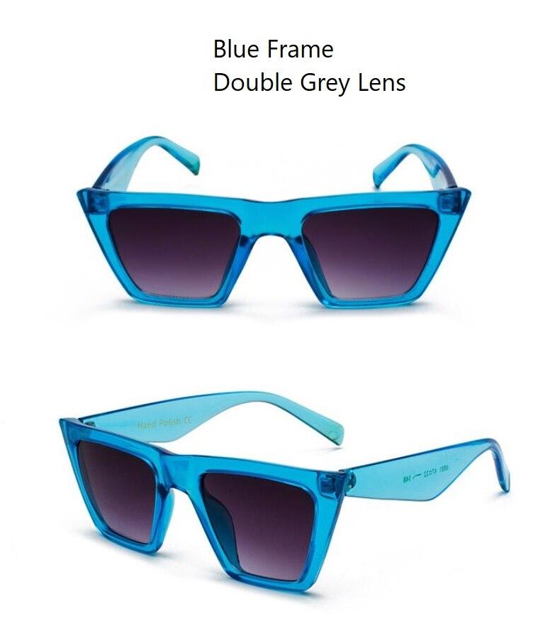 654e4be3b6 85191 Australia Style Vintage Cat Eye Sunglasses Women 2018 Luxury ...
