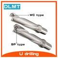 WC-C40-3D-SD41 42  43  44  45-WC08 тип сверла для Wcmt080412 вставные u-образные сверла с неглубоким отверстием