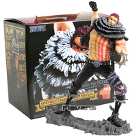 Anime One Piece SCultures TAG Team Charlotte Katakuri 20th Figure Collectible Model Toy