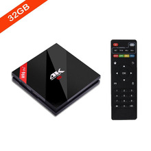 2017 H96 Pro + ТВ Box Amlogic S912 3 ГБ 32 ГБ Octa core Android 6.0 BT4.1 2.4 ГГц/ 5.0 ГГц Wi-Fi Мини-ПК Media Player Smart Декодер каналов кабельного телевидения