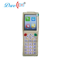 Portable icopy rfid clé duplicateur avec rechargeable Li batterie
