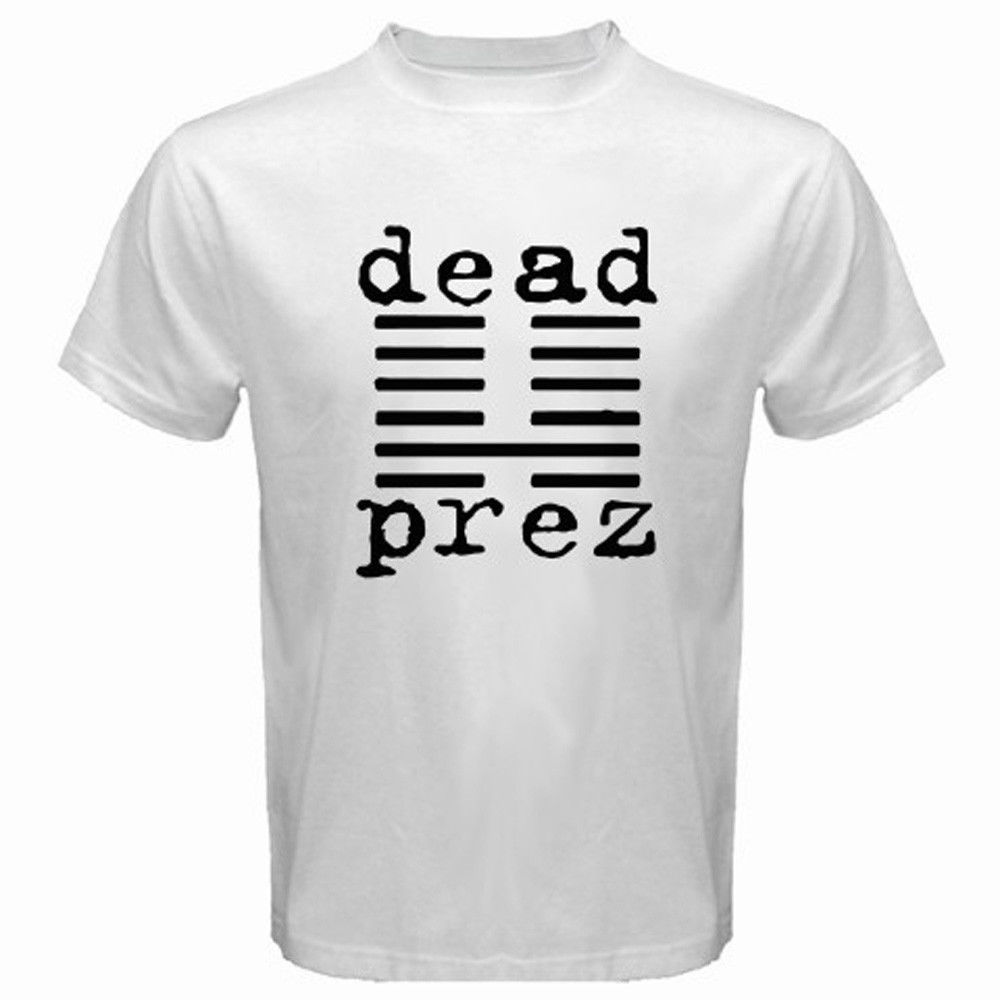 Good quality black t shirt - Good Quality Cotton T Shirt Men And Women T Shirt Men Funny Tee Shirts Short Sleeve New Dead Prez Rap Hip Hop Music Logo T Shirt