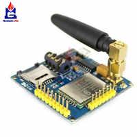 A6 GPRS Pro Serial GPRS GSM Module Core DIY Development Board TTL RS232 With Antenna GPRS Wireless Module Data Replace SIM900