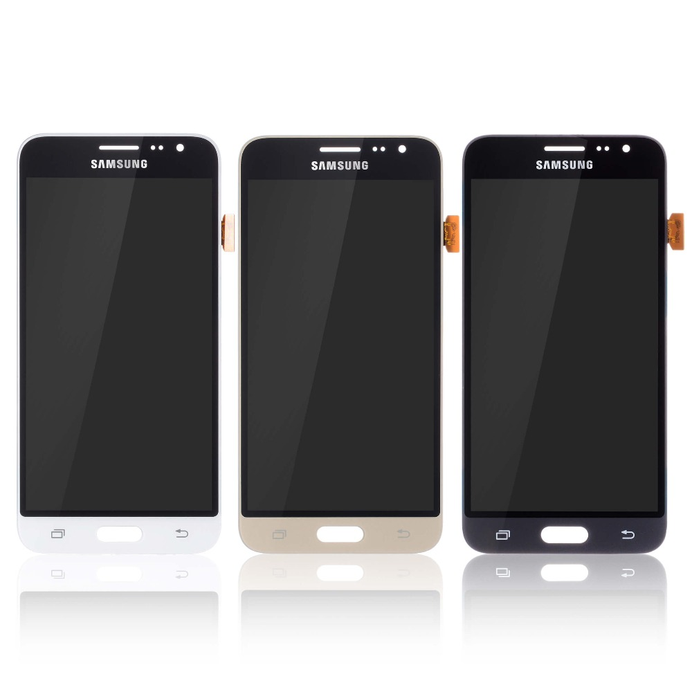 Image 2 - For Samsung J3 2016 LCD J320F J320FN J320M LCD Display Touch Screen Digitizer J320F LCD For Galaxy J3 Display With Adhesive Tape-in Mobile Phone LCD Screens from Cellphones & Telecommunications