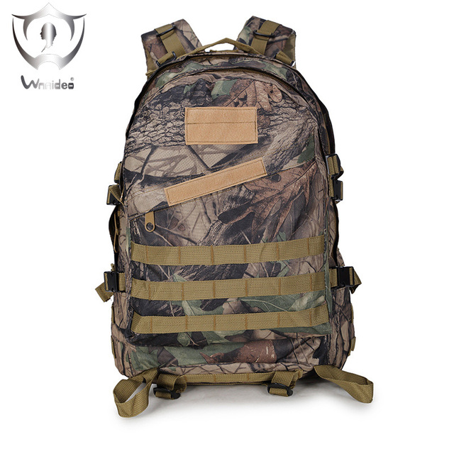 Outdoor Camping Hiking Hunting Camouflage Army Bag Military Rucksack Tactical Backpack ZS6-2413