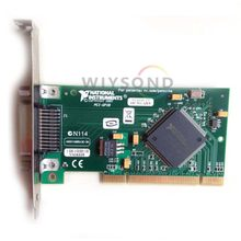U010 (Used but tested in good condition) National Instruments NI PCI-GPIB IEEE 488.2 Network card 188513 - 01(China)