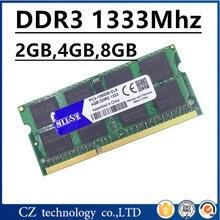 2gb 4gb 8gb 16gb ddr3 1333 1333mhz pc3-10600 so-dimm laptop, ddr3 ram 2gb 4gb 8gb 1333 pc3-10600S notebook, ddr3 1333 4gb 8gb