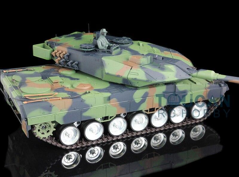 Henglong 1/16 German Leopard2A6 RC Tank Customized Ver Metal Track Sprocket 3889