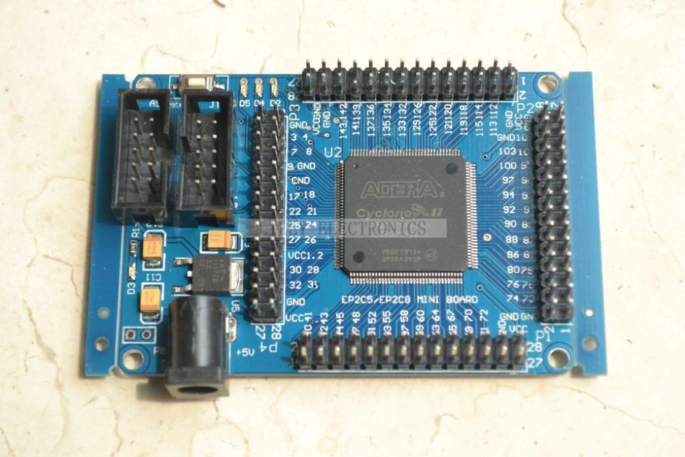 ALTERA FPGA Cyclone II EP2C5T144 Minimum System Development Board|board board|board development|board fpga - title=