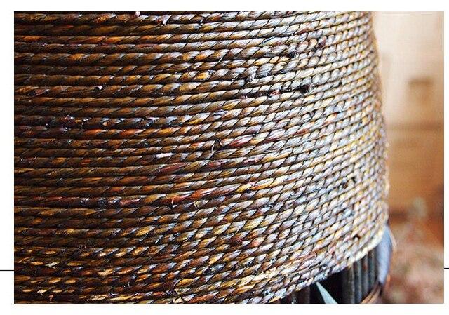 Bamboo Floor Vase Big Wood & Bamboo Large Flower Floor Vase Antiques Home Decorative Craft Large Wedding Decoration 5